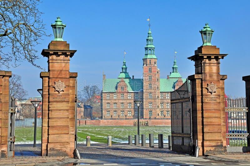 Le Danemark, Copenhague, les beautés d'une ville photographie stock