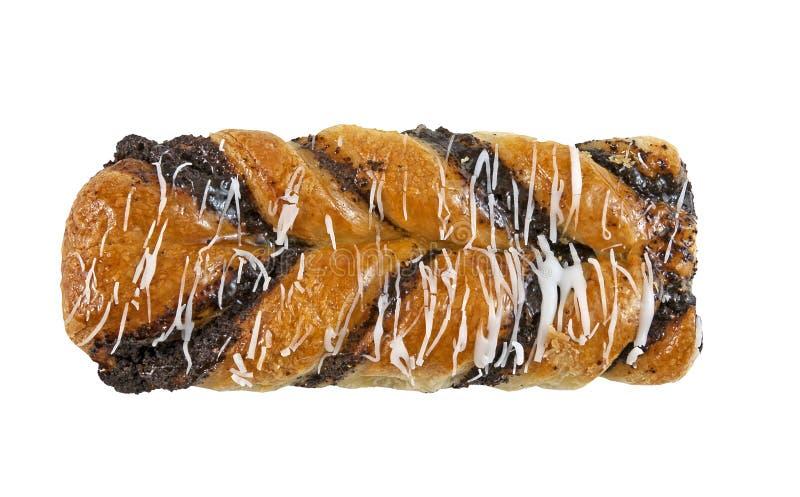 Le danois fraîchement cuit au four et délicieux de clou de girofle photographie stock libre de droits