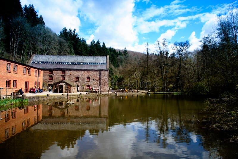 Le doyen Heritage Centre Soudley, gloucestershire, R-U photographie stock