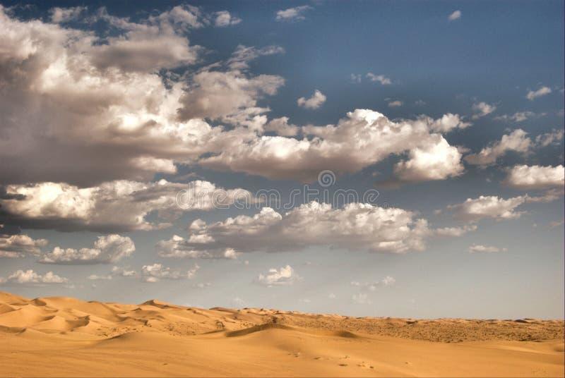 Le dune della California fotografie stock
