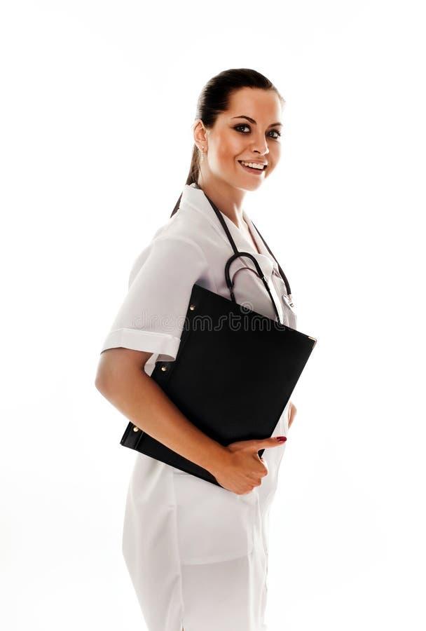 le för doktorsläkarundersökning royaltyfri fotografi