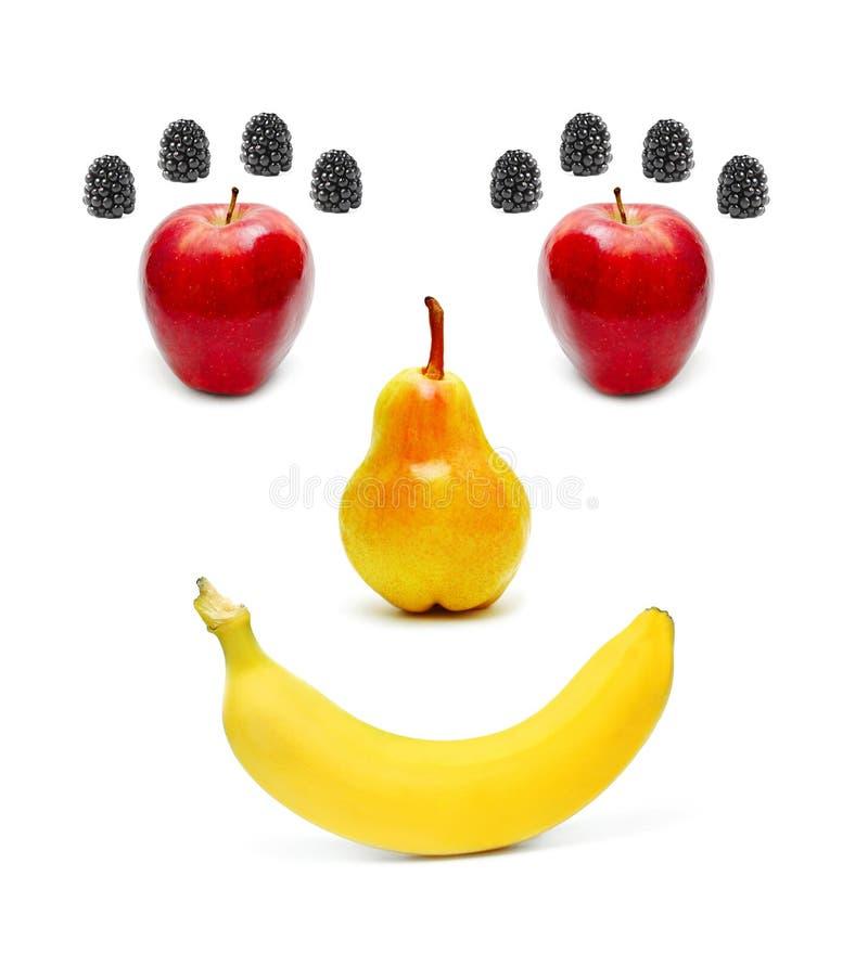 le för frukter arkivfoton