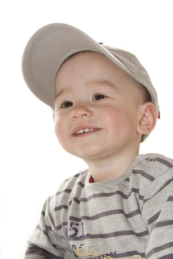 le för pojke royaltyfria bilder
