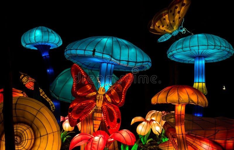 Le festival de lanterne une tradition chinoise pluricentenaire photos libres de droits
