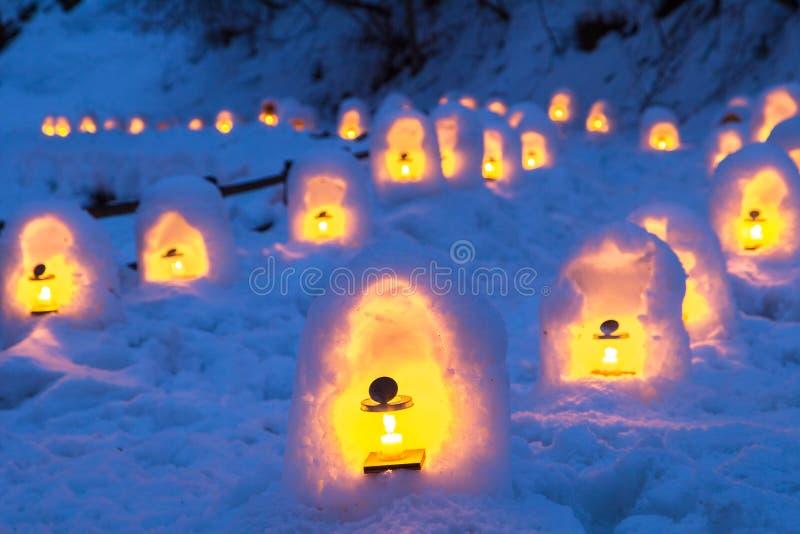 Le festival de Yunishigawa Kamakura image stock
