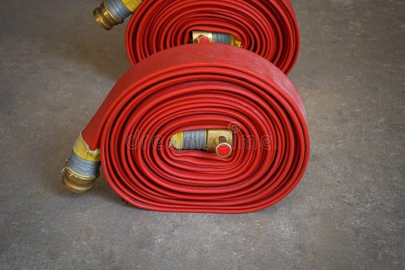 Le feu rouge de tuyau image stock