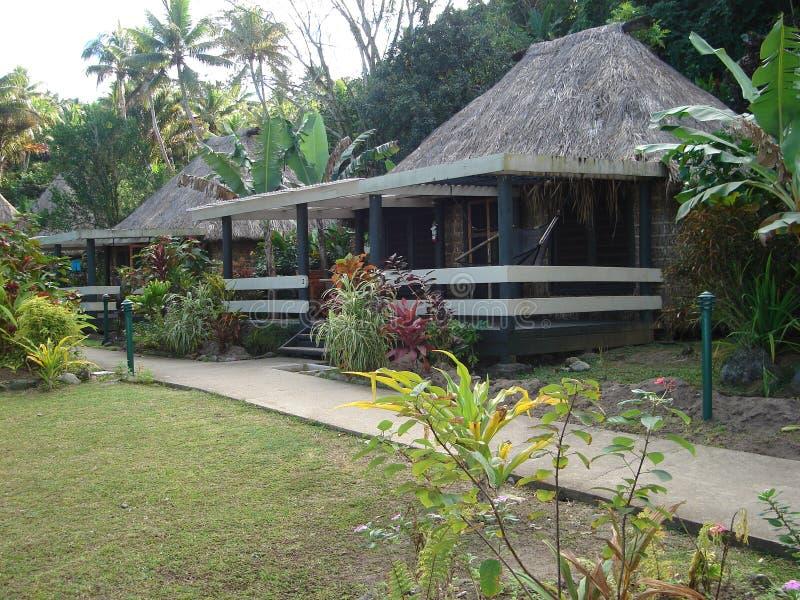 Le Fiji Bure #3 photos stock