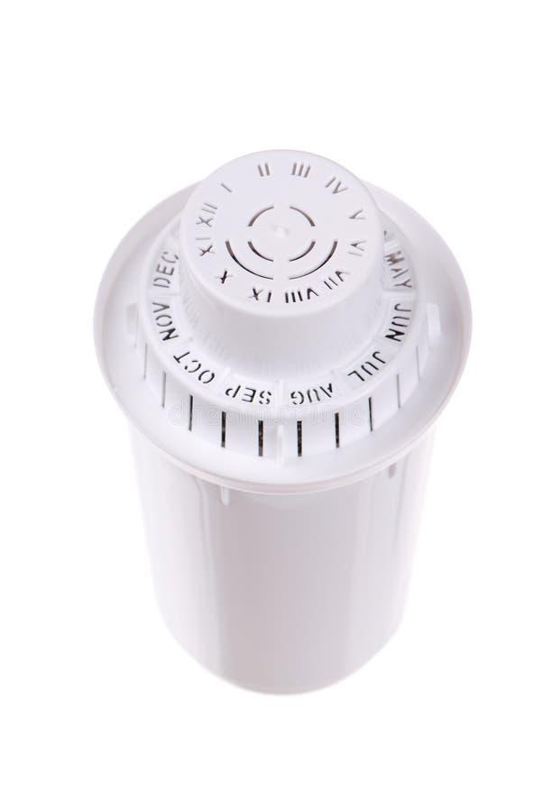 Le filtre pour l'eau image stock