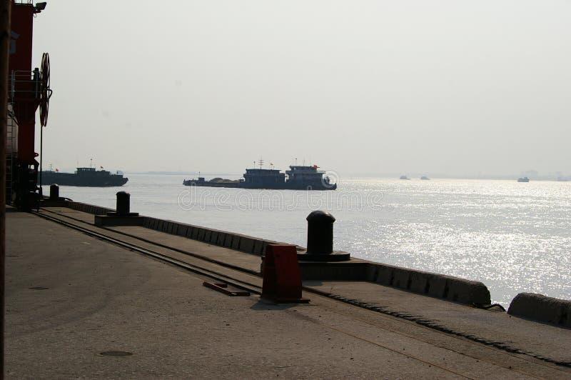Le fleuve Yangtze images stock