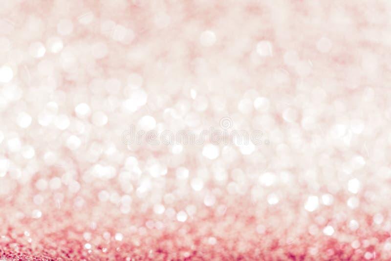 Le fond abstrait rose photo stock