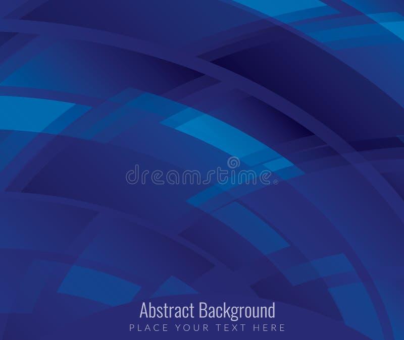 Le fond de bleu de graphiques photographie stock