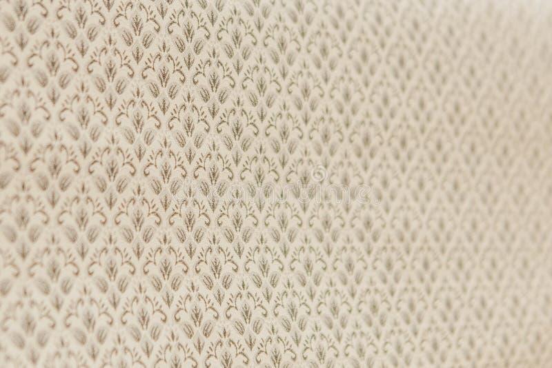 Le fond de texture de papier peint dans la s?pia l?g?re a modifi? la tonalit? la texture de papier ou de papier peint d'art pour  images libres de droits