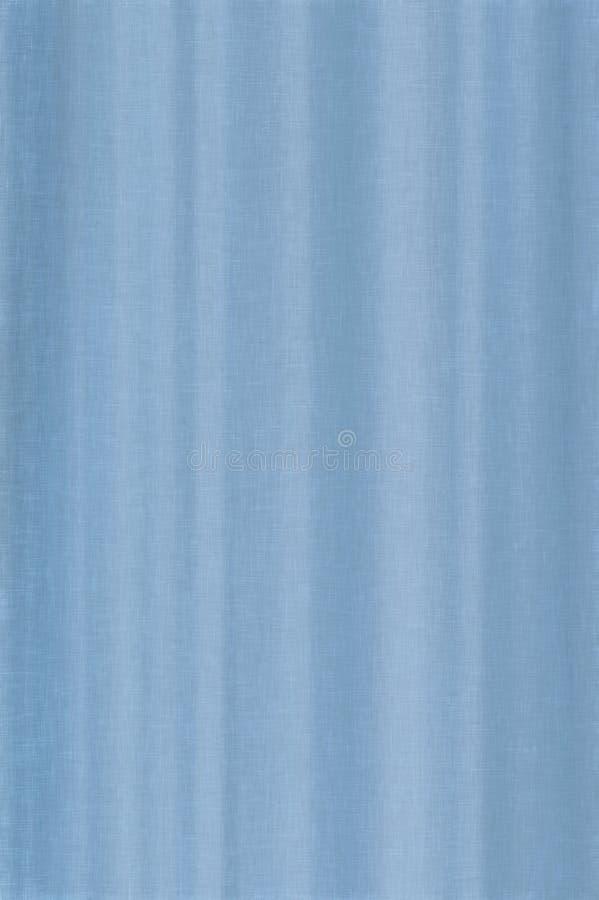 Le fond de toile d'échantillon de texture de ciel de fibre en pastel pâle blanche lumineuse de bleu, macro plan rapproché vertica images stock