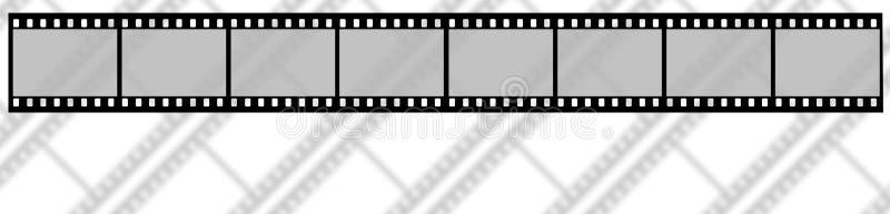 Le fond des films illustration stock