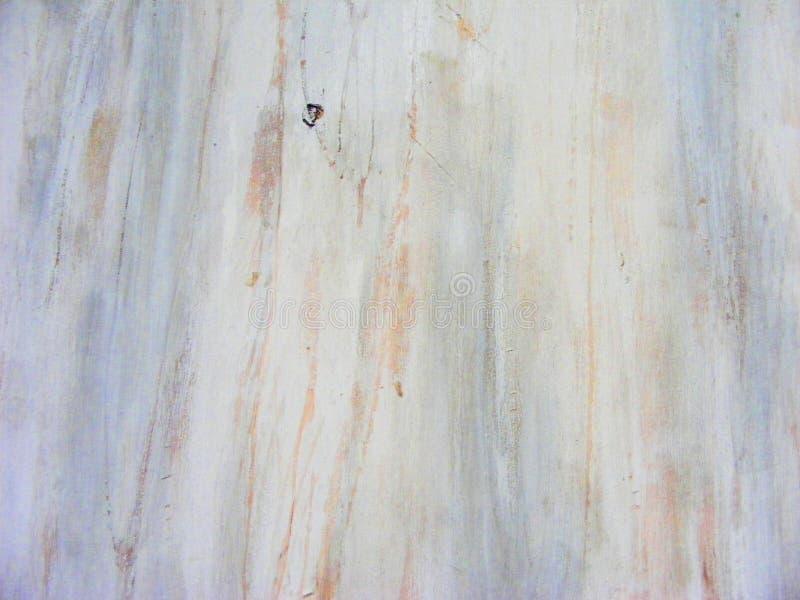 Le fond en bois de texture, grains de conseil en bois, vieux plancher a barré des planches, table en bois minable blanche de vint photos libres de droits