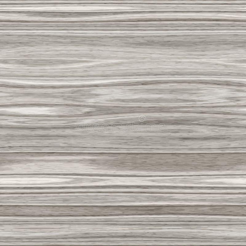Le fond en bois - lissez la texture sans couture extérieure en bois image stock