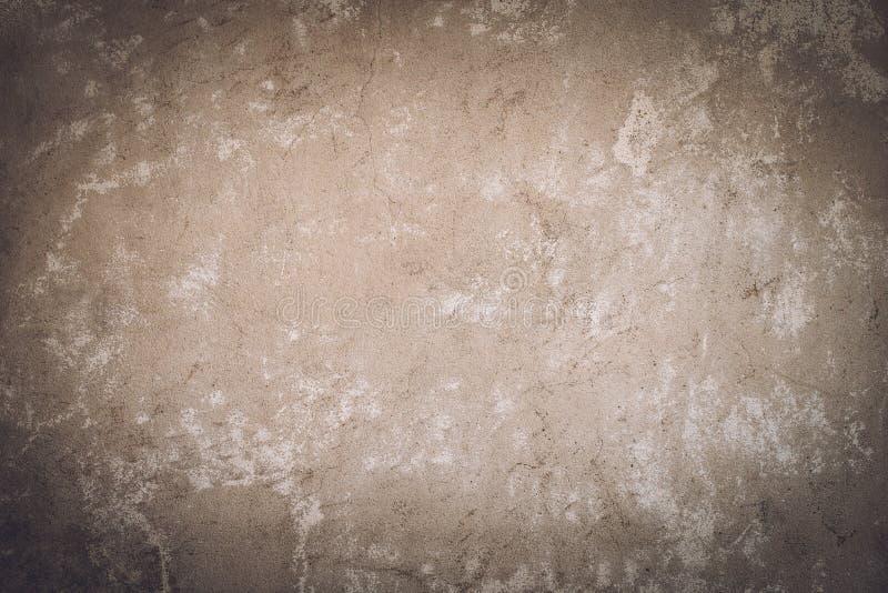Le fond grunge de mur de cru a fendu texturisé image libre de droits