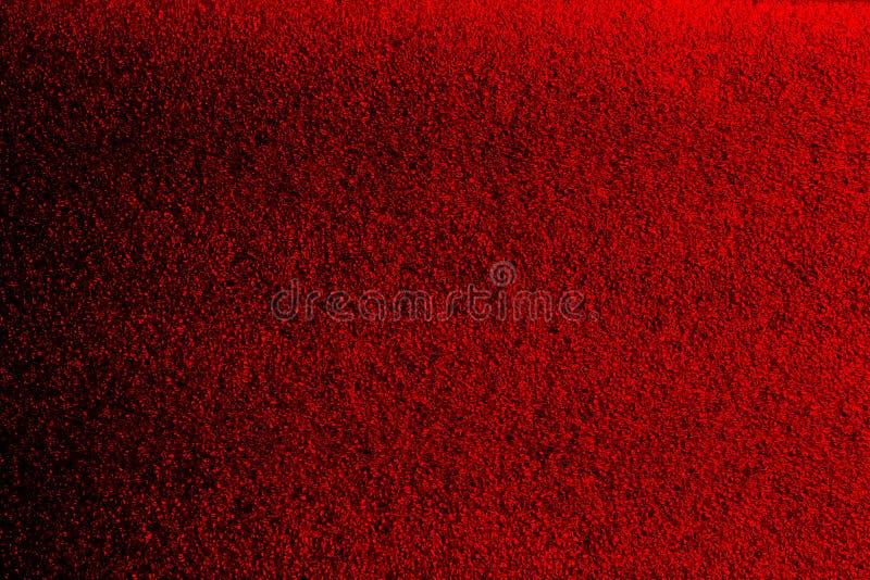 Le fond rouge de modèle d'abrégé sur texture a cannelé extérieur photo stock