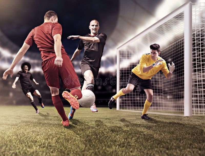 Le FOOTBALL (3) photographie stock libre de droits