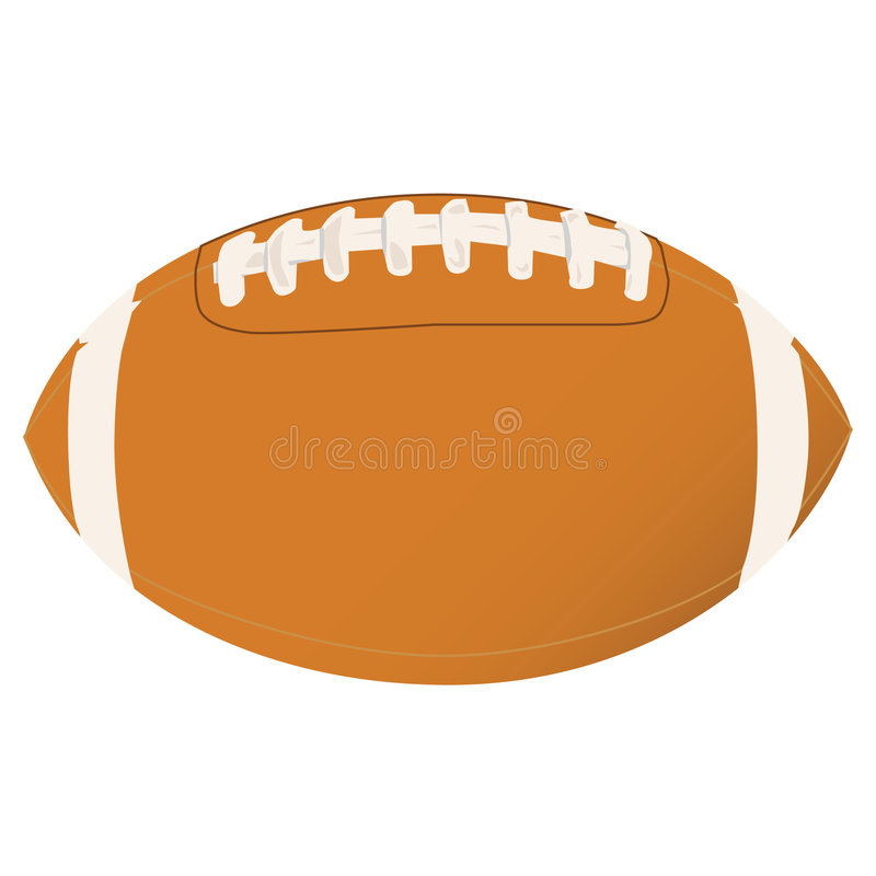 Le football illustration stock