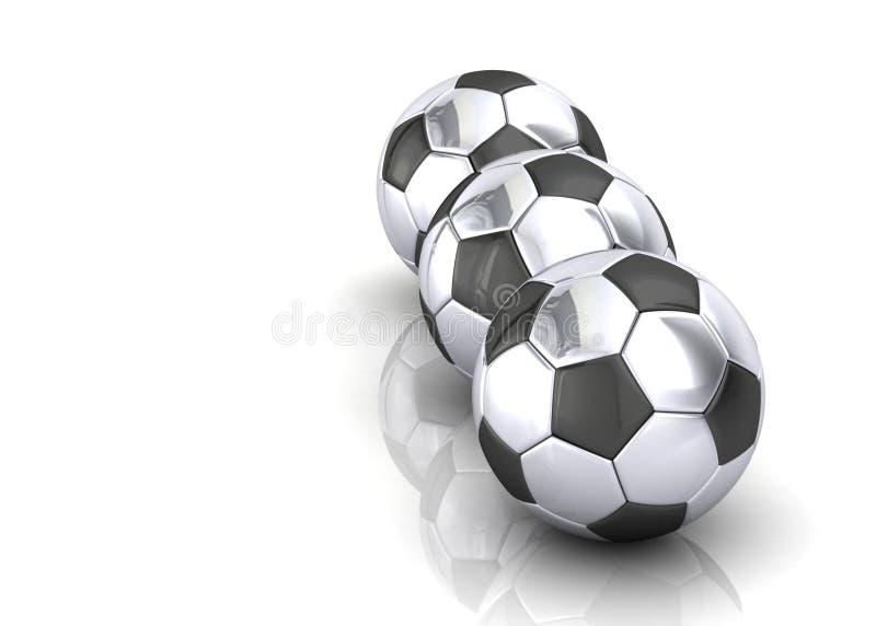 Le football ball-04 photo stock