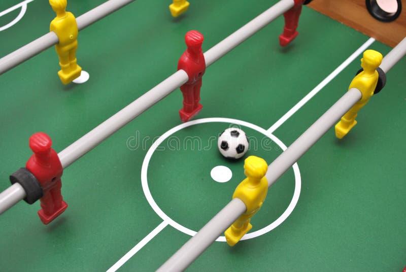 Le football de Tableau photographie stock
