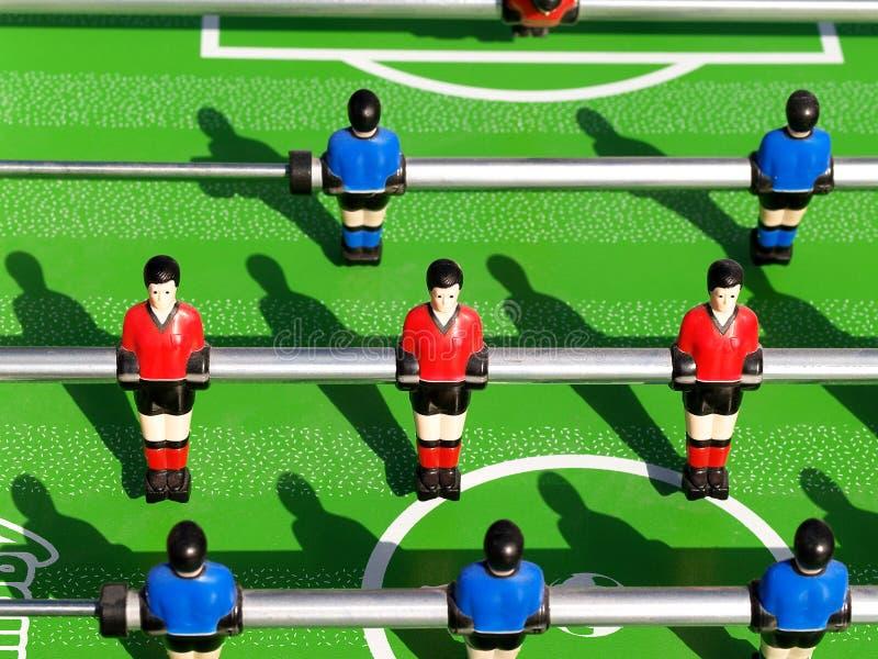 Le football de Tableau image libre de droits