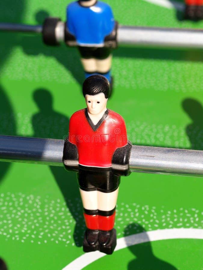 Le football de Tableau images stock