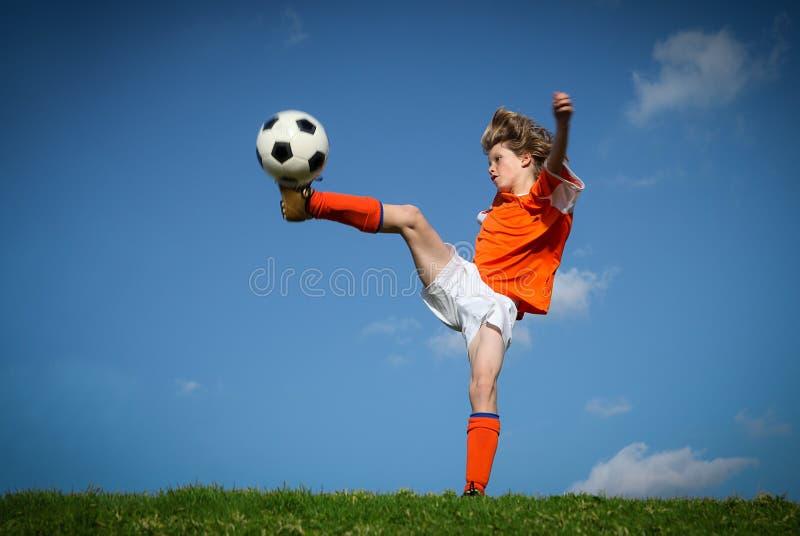 Le football du football photos stock