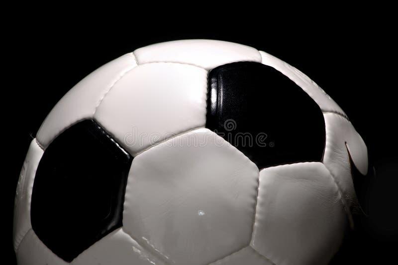 Le football - le football image libre de droits