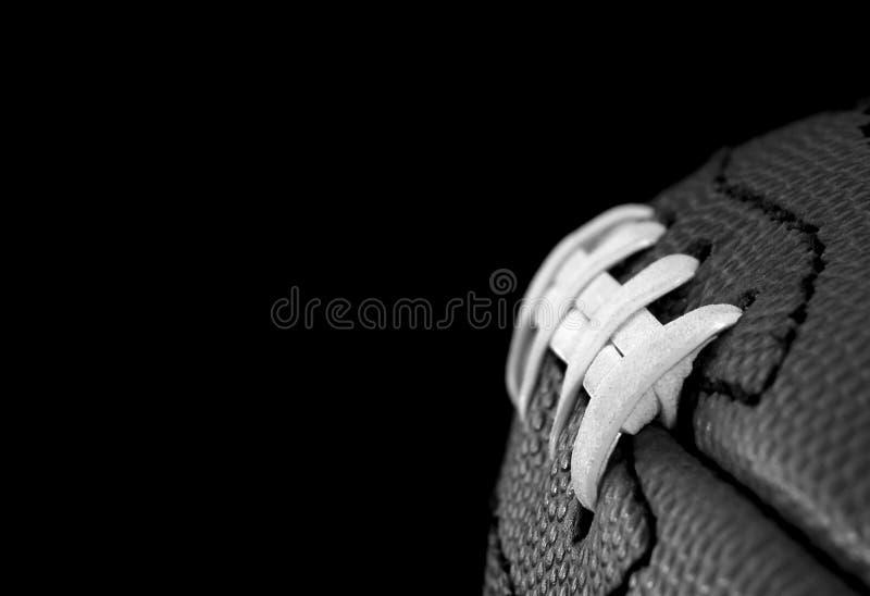 Le football pur image stock