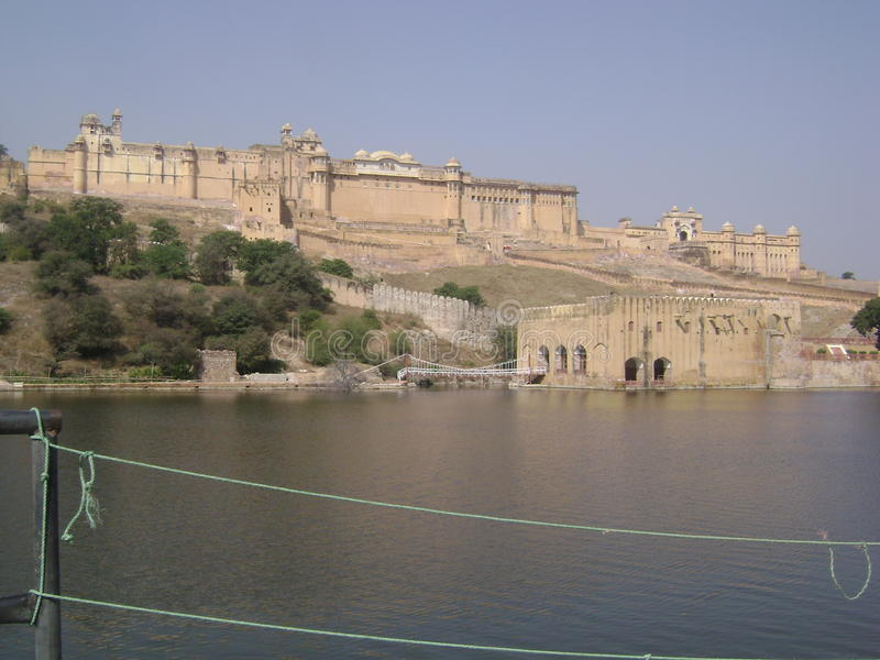 Le fort d'Ajmer images stock