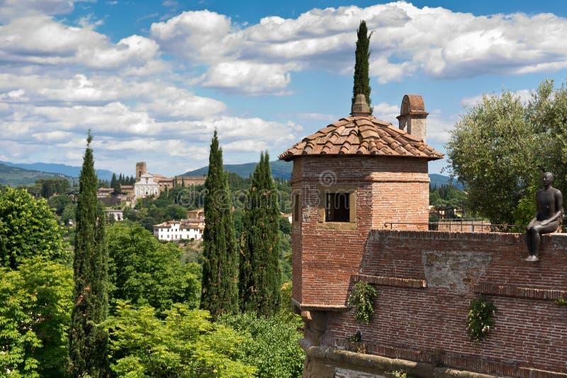 Le forte di Belvedere, Italie photographie stock libre de droits