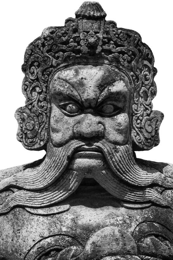Le géant légendaire chinois photos libres de droits