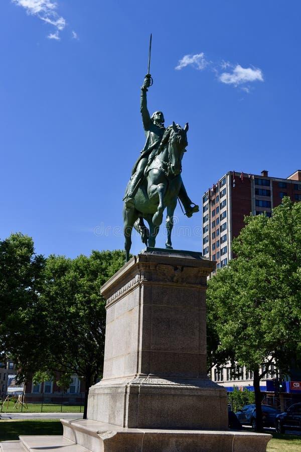 Le Général George Washington Monument photos stock