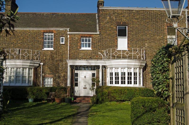 Le Général Wolfe Historic Home, Greenwich images libres de droits