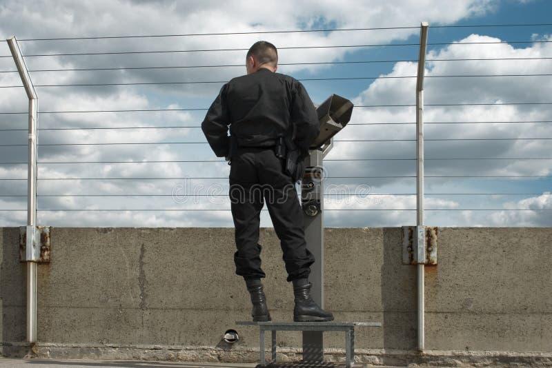 Le Gard. image libre de droits