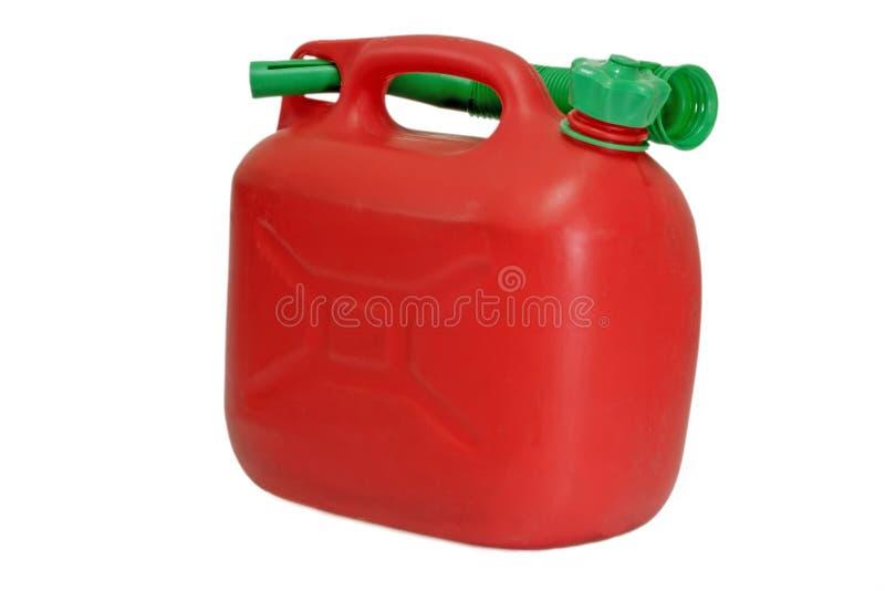 Le gaz peut photographie stock