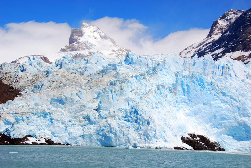 Le glacier de Perito Moreno photos stock
