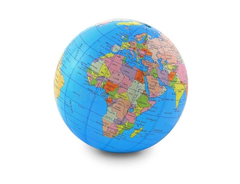 Le globe. image libre de droits
