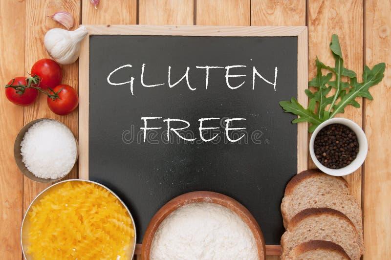 Le gluten libèrent image stock