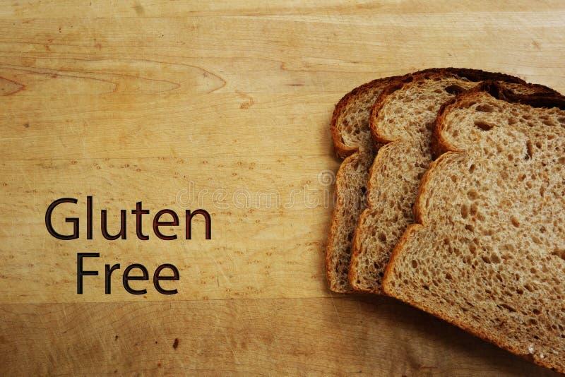 Le gluten libèrent image libre de droits