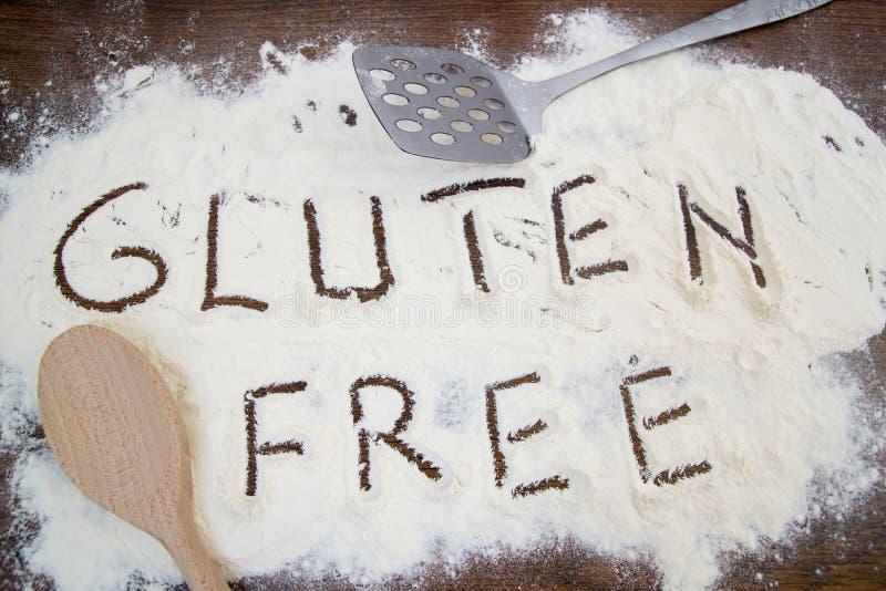 Le gluten libèrent photographie stock