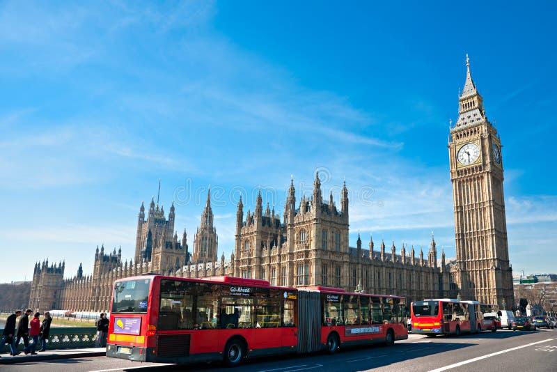 Le grand Ben, Londres, R-U image stock