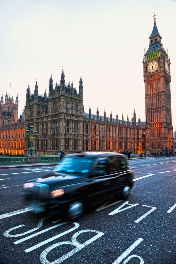 Le grand Ben, Londres, R-U image libre de droits