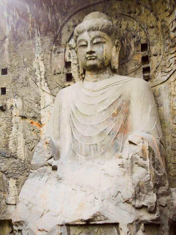 Le grand Bouddha du lushe images stock