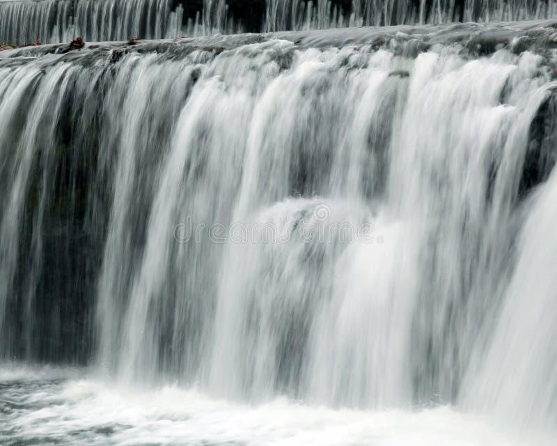 Le grandi cadute innaffiano la caduta, Joplin, Missouri immagine stock