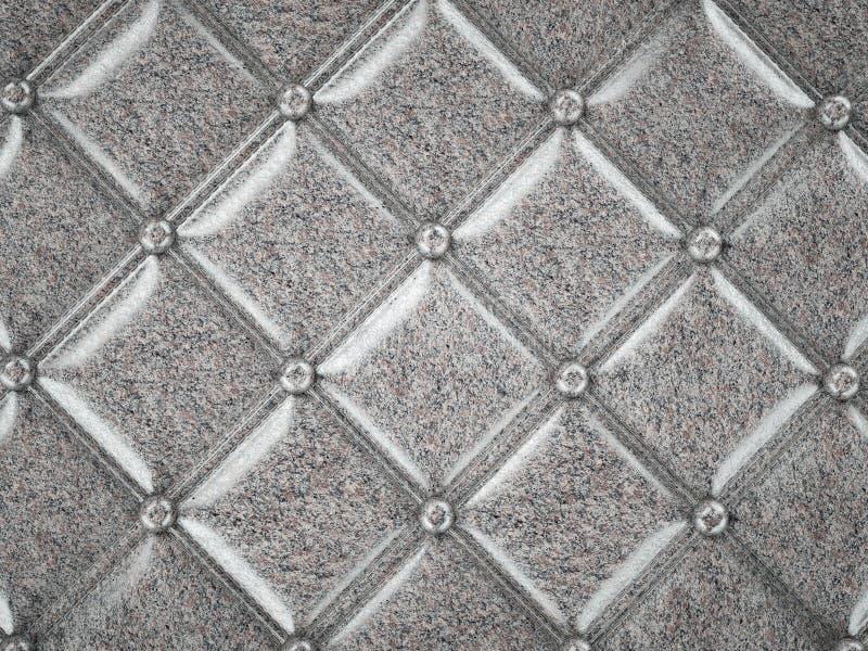 Le granit a piqu? la texture ou le fond avec des bosses illustration de vecteur