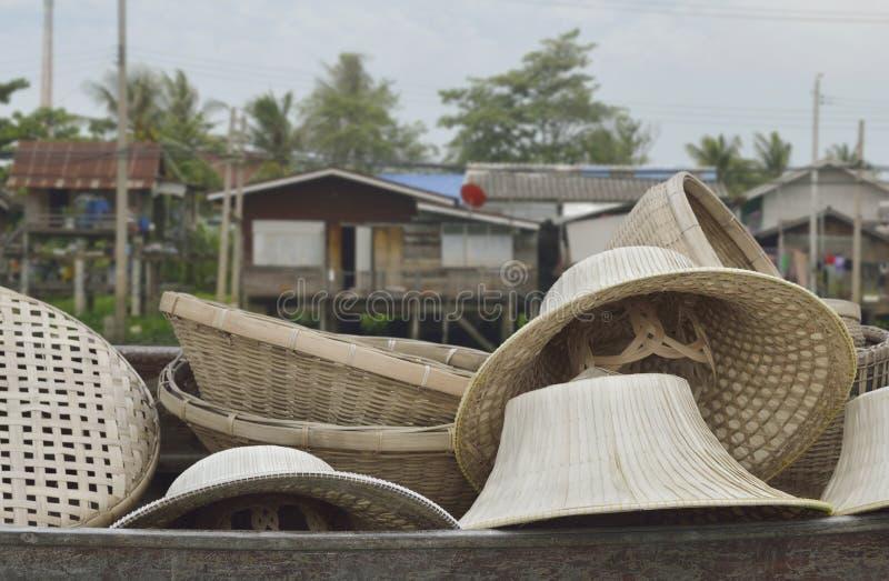 Le groupe de thaïlandais handcraft photos libres de droits
