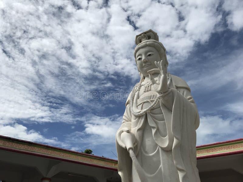 Le Guanyin photographie stock libre de droits
